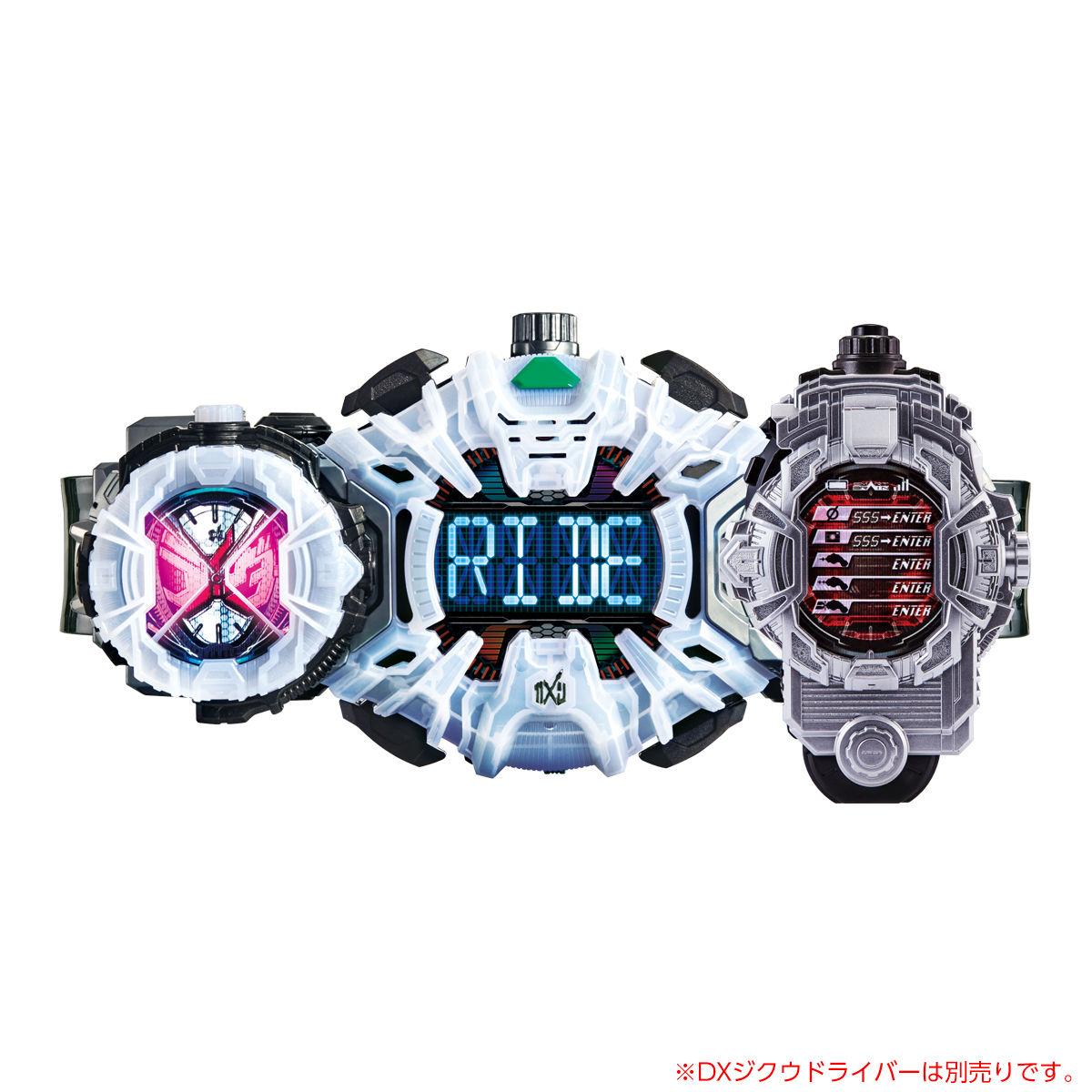 ライドガジェットシリーズ『DXファイズフォンX(テン)』仮面ライダージオウ  変身なりきり-006