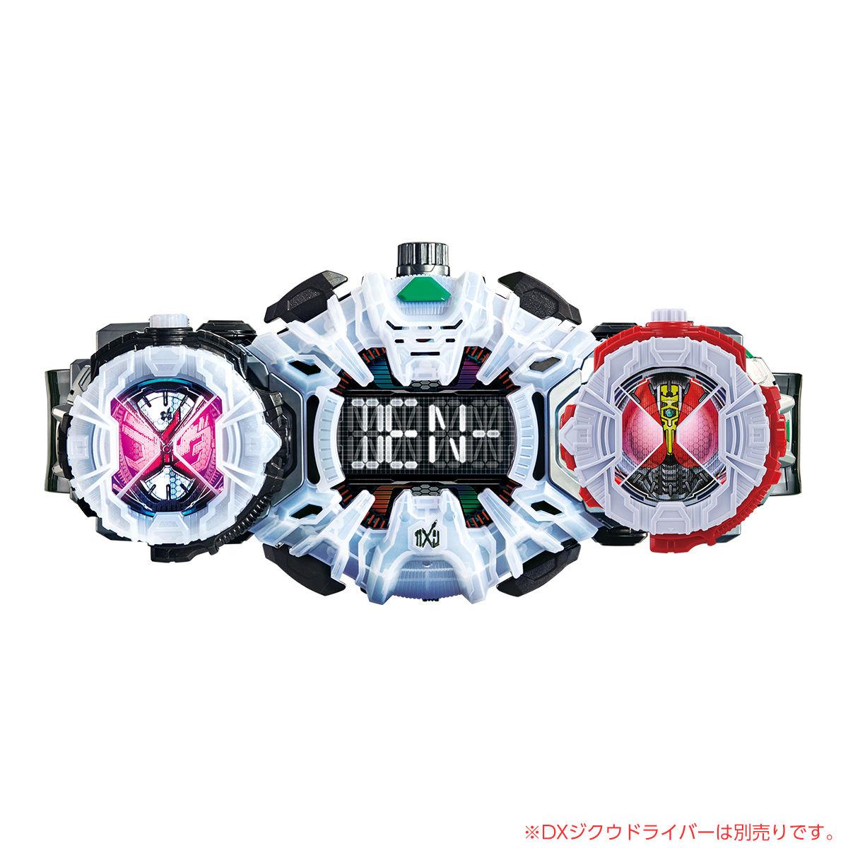 仮面ライダージオウ『DXライドウォッチダイザー&電王ライドウォッチ』変身なりきり-007