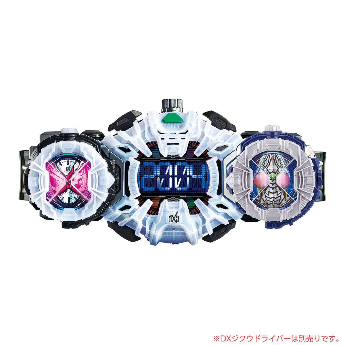 仮面ライダージオウ『DXブレイドライドウォッチ』変身なりきり-004