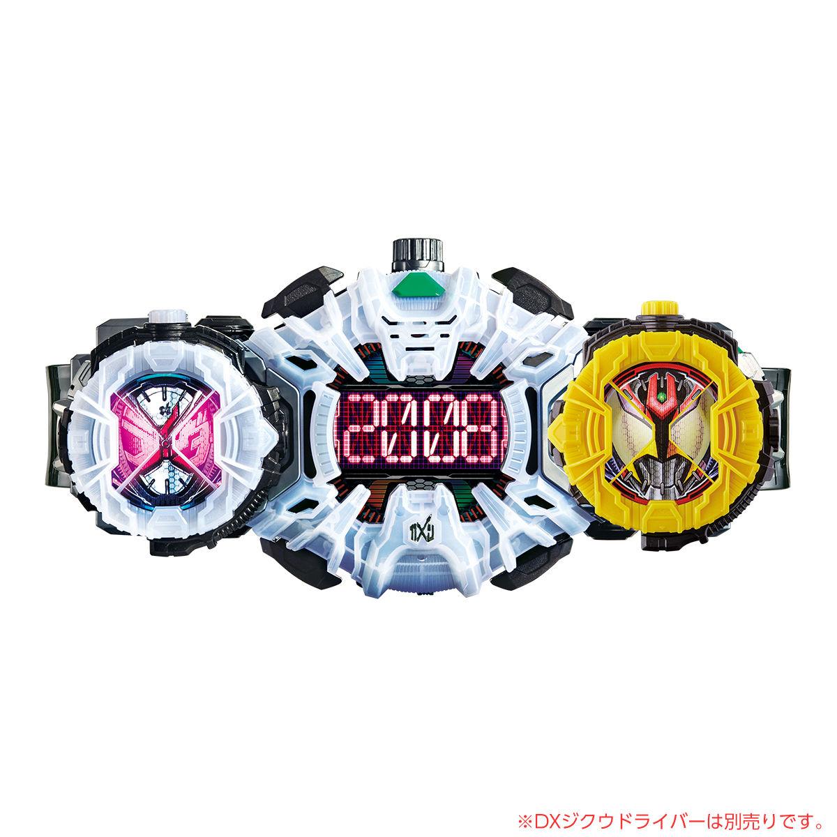 仮面ライダージオウ『DXキバライドウォッチ』変身なりきり-004