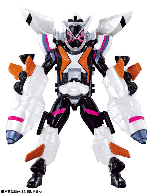 RKFライダーアーマーシリーズ『フォーゼアーマー』仮面ライダージオウ 可動フィギュア-003