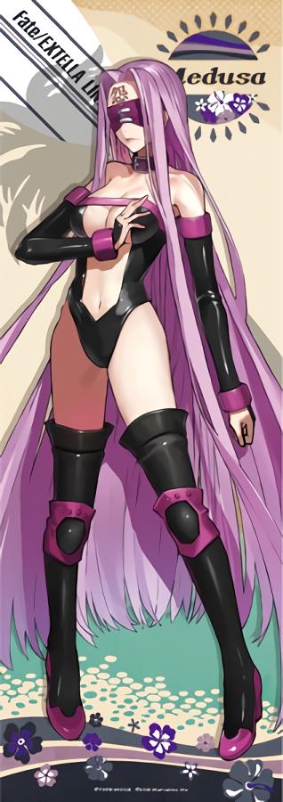 『Fate/EXTELLA LINK スティックポスター』10個入りBOX-007