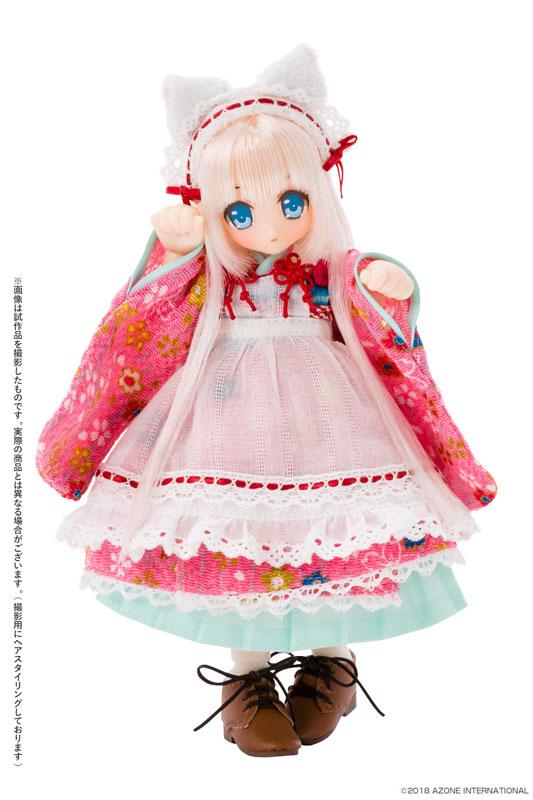 Lil'Fairy ~ちいさなお手伝いさん~『~猫の手も借りたい?~ リプー』完成品ドール-001