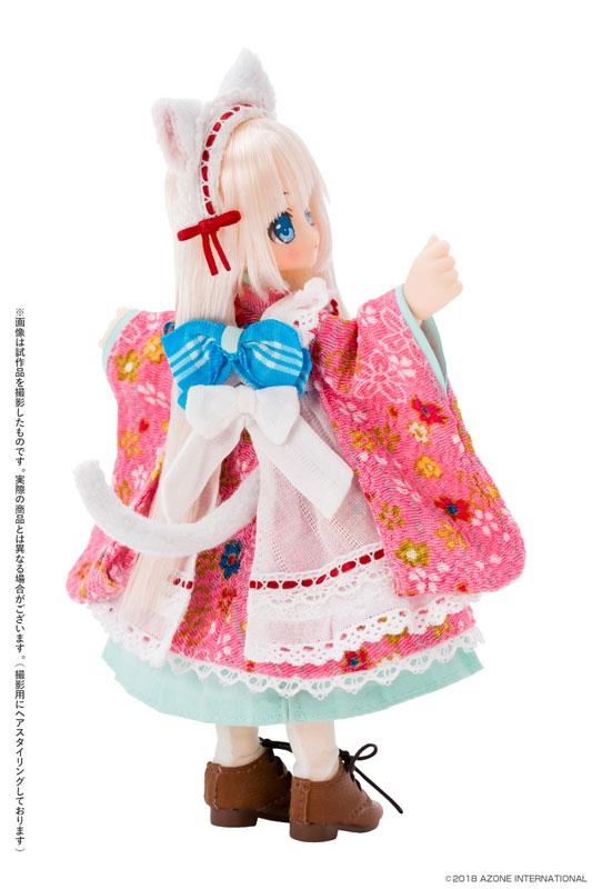 Lil'Fairy ~ちいさなお手伝いさん~『~猫の手も借りたい?~ リプー』完成品ドール-003