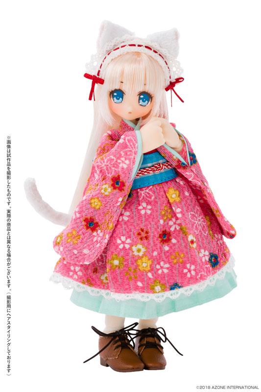 Lil'Fairy ~ちいさなお手伝いさん~『~猫の手も借りたい?~ リプー』完成品ドール-005