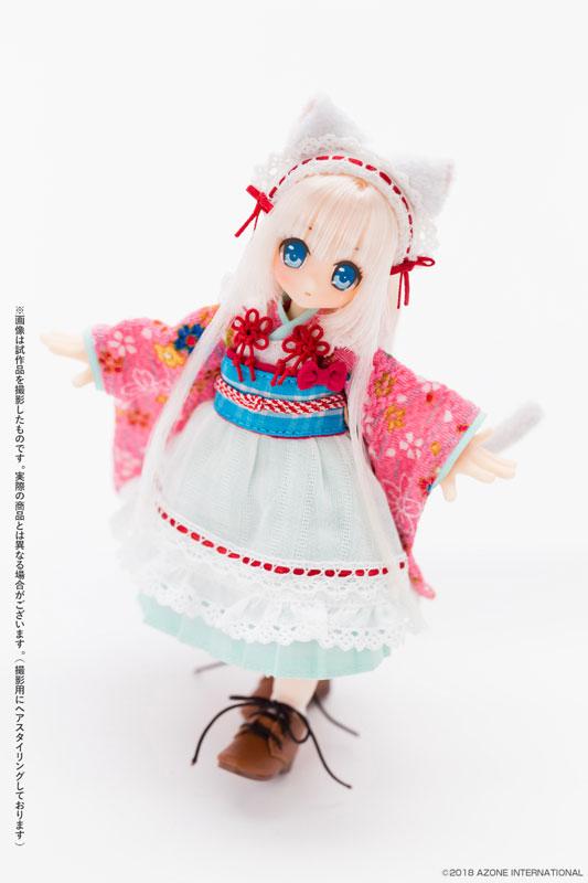 Lil'Fairy ~ちいさなお手伝いさん~『~猫の手も借りたい?~ リプー』完成品ドール-010