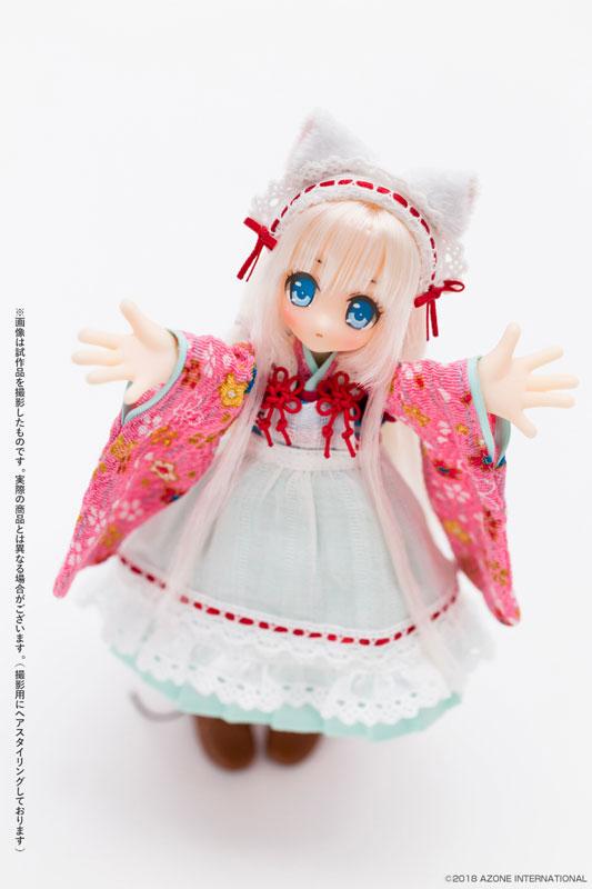 Lil'Fairy ~ちいさなお手伝いさん~『~猫の手も借りたい?~ リプー』完成品ドール-011