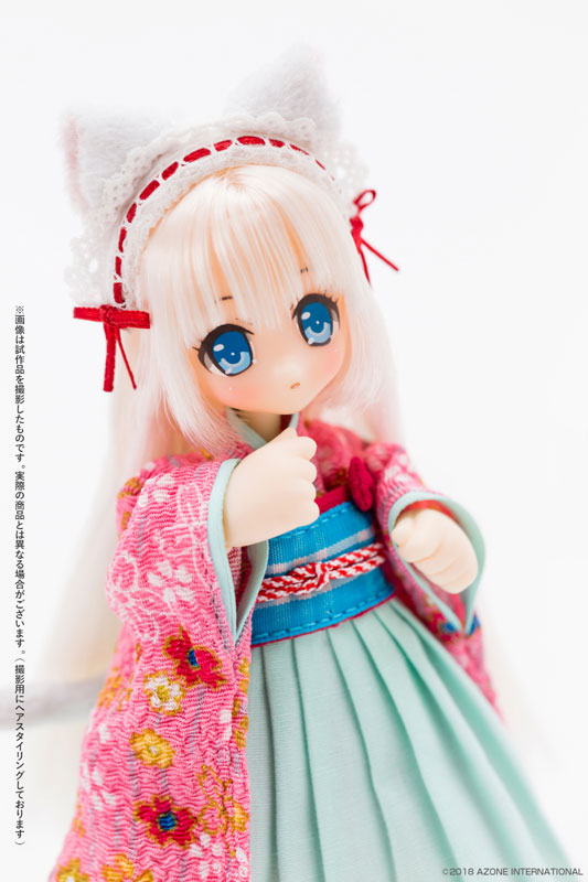 Lil'Fairy ~ちいさなお手伝いさん~『~猫の手も借りたい?~ リプー』完成品ドール-012