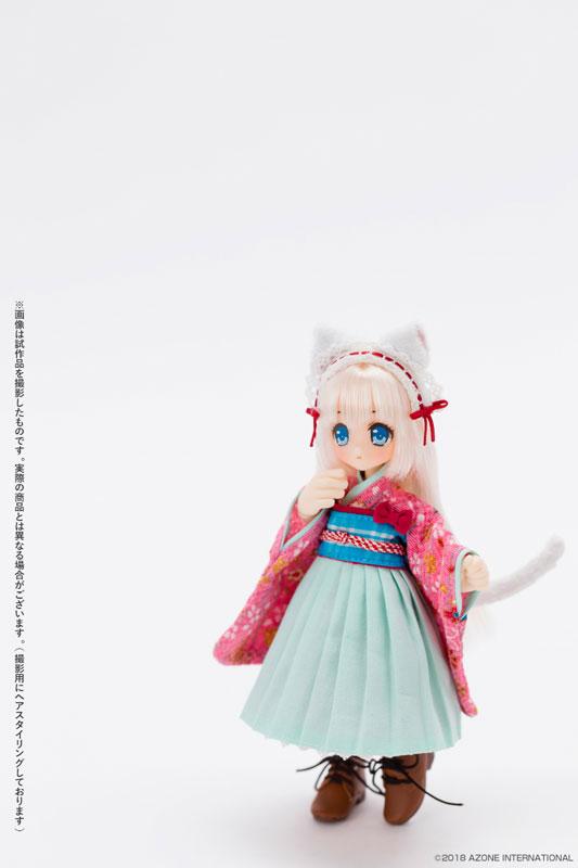 Lil'Fairy ~ちいさなお手伝いさん~『~猫の手も借りたい?~ リプー』完成品ドール-013