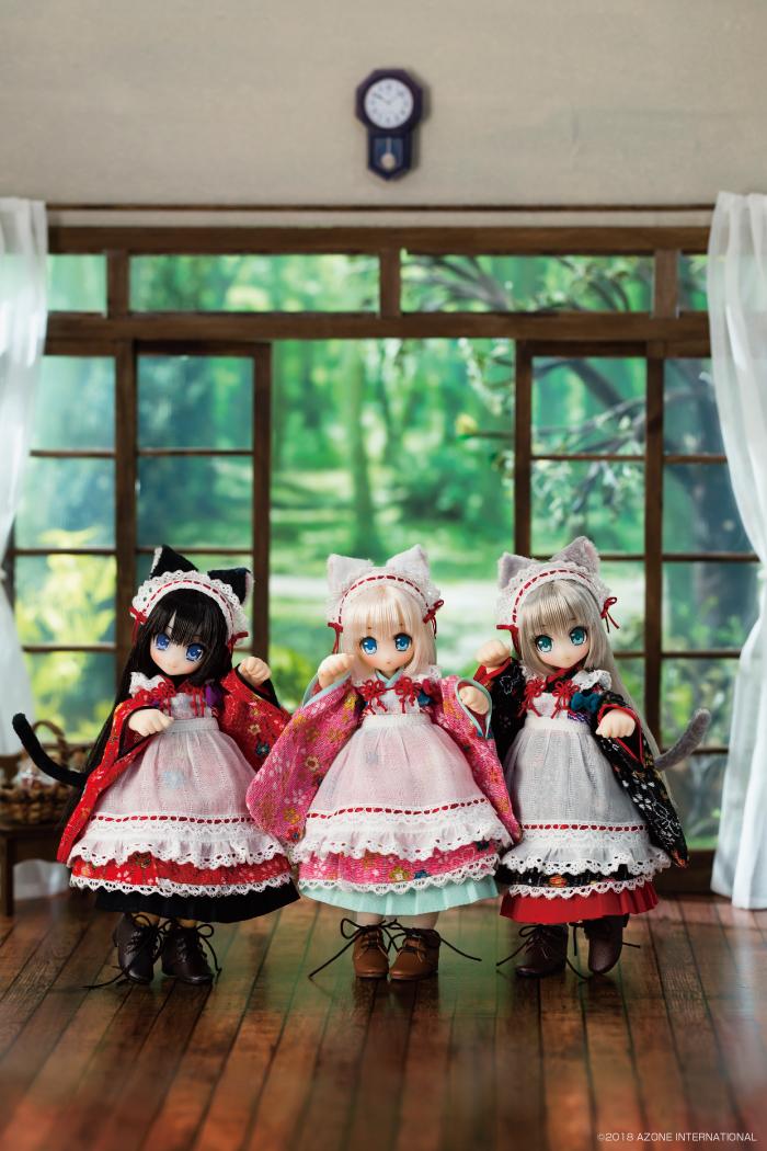Lil'Fairy ~ちいさなお手伝いさん~『~猫の手も借りたい?~ リプー』完成品ドール-014