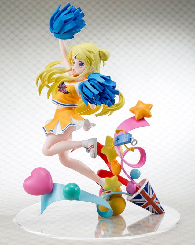 きんいろモザイク Pretty Days『九条カレン ぽっぷんチアガールver.』1/7 完成品フィギュア-003