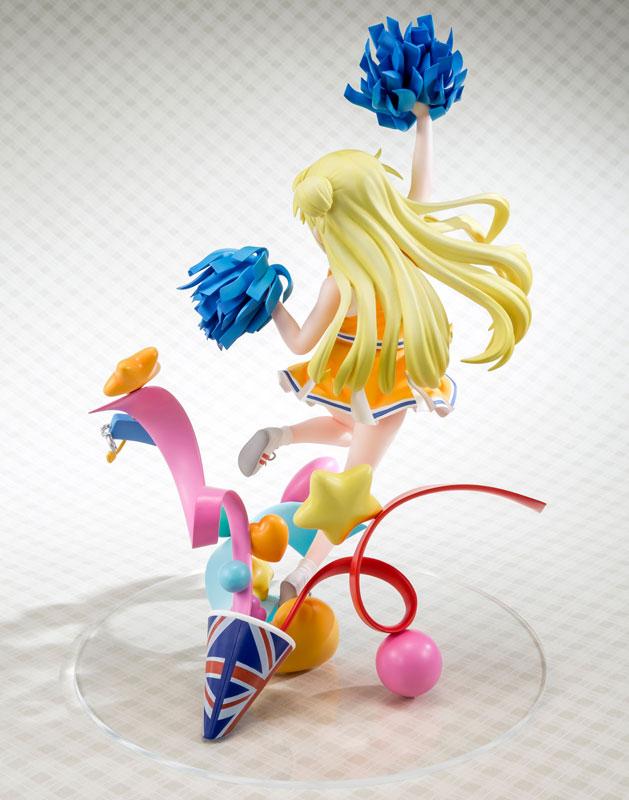 きんいろモザイク Pretty Days『九条カレン ぽっぷんチアガールver.』1/7 完成品フィギュア-004