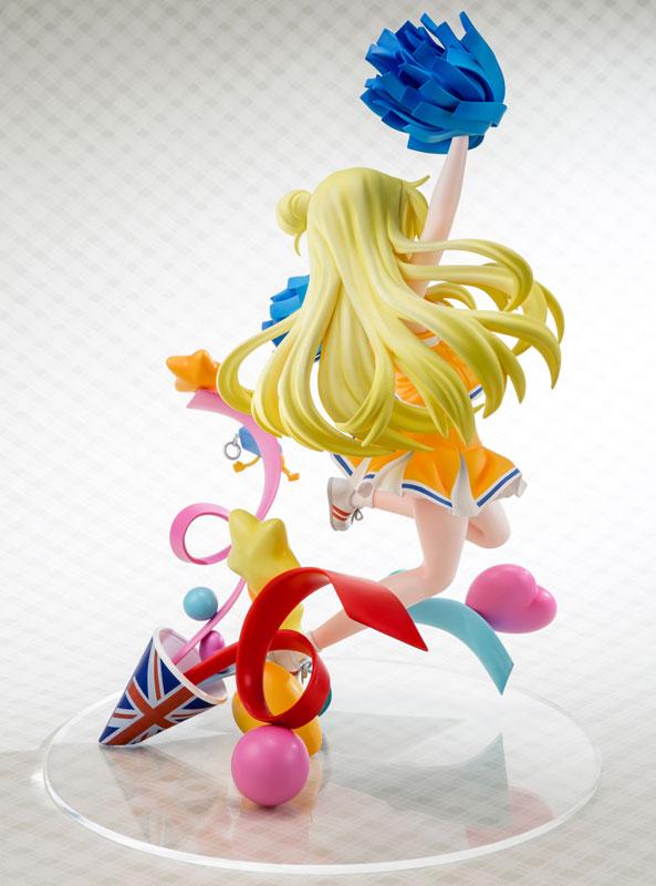 きんいろモザイク Pretty Days『九条カレン ぽっぷんチアガールver.』1/7 完成品フィギュア-005