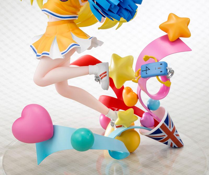 きんいろモザイク Pretty Days『九条カレン ぽっぷんチアガールver.』1/7 完成品フィギュア-008