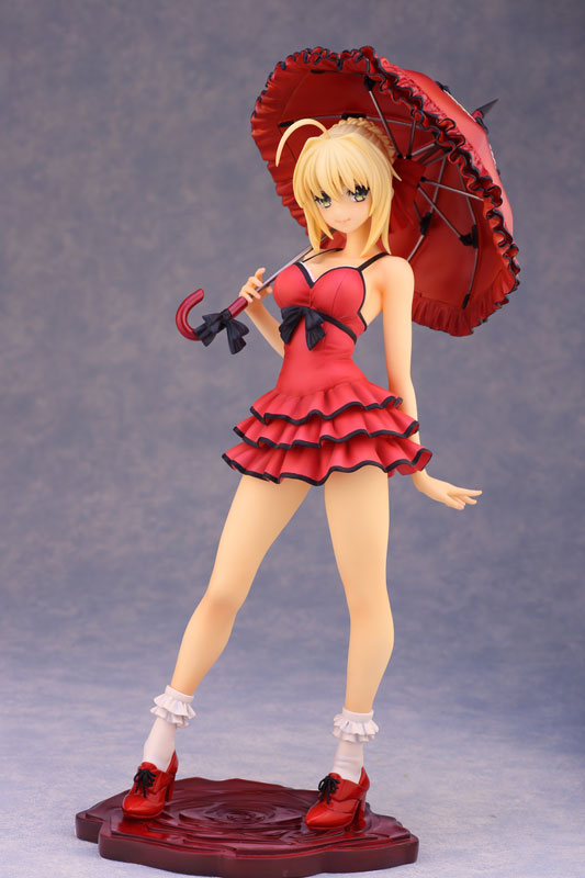 Fate/EXTRA CCC セイバー ワンピースver. 1/7 完成品フィギュア-001