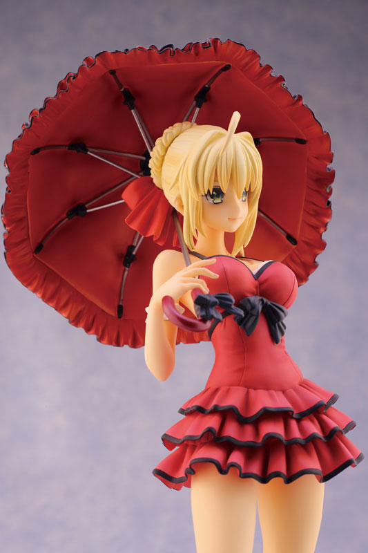 Fate/EXTRA CCC セイバー ワンピースver. 1/7 完成品フィギュア-015