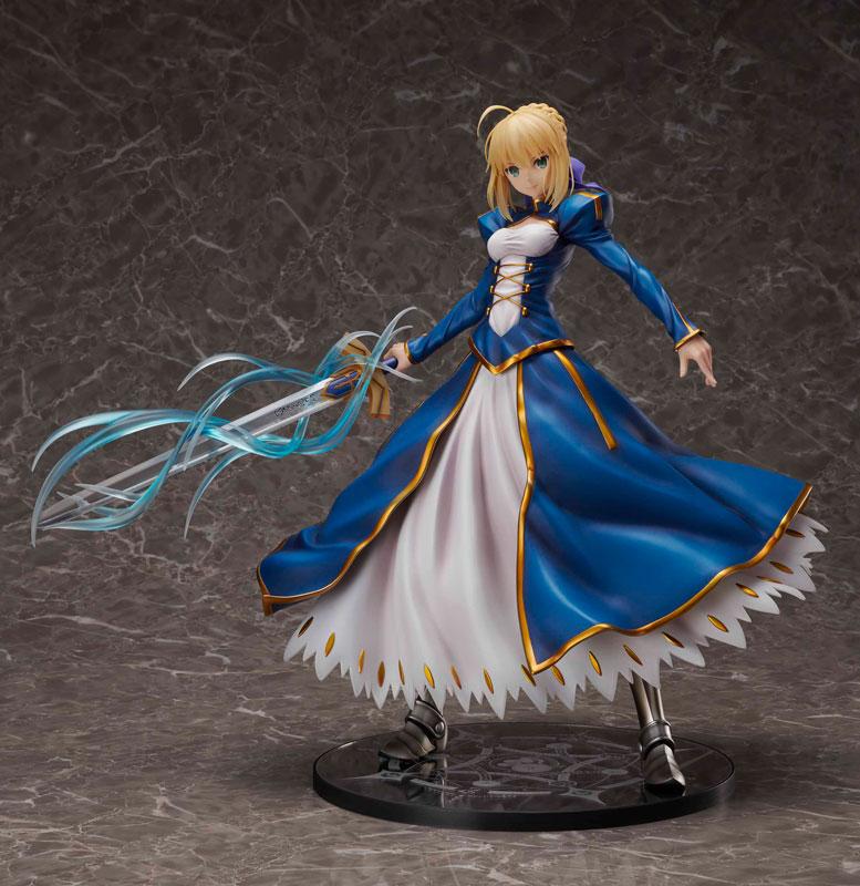 Fate/Grand Order セイバー/アルトリア・ペンドラゴン 1/4 完成品フィギュア-001