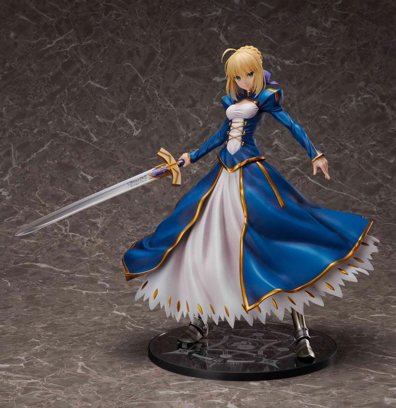 Fate/Grand Order セイバー/アルトリア・ペンドラゴン 1/4 完成品フィギュア-002