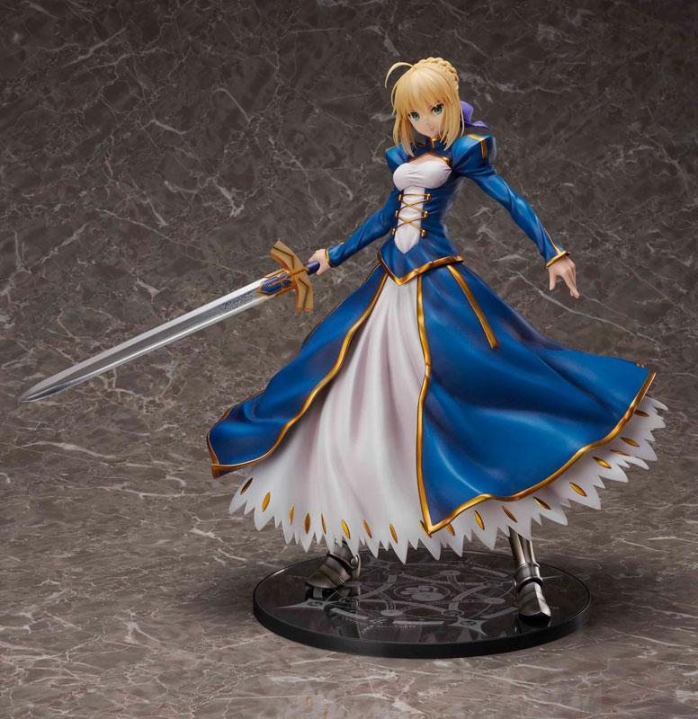Fate/Grand Order セイバー/アルトリア・ペンドラゴン 1/4 完成品フィギュア-003