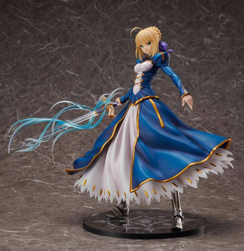 Fate/Grand Order セイバー/アルトリア・ペンドラゴン 1/4 完成品フィギュア-004