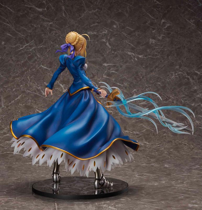 Fate/Grand Order セイバー/アルトリア・ペンドラゴン 1/4 完成品フィギュア-005