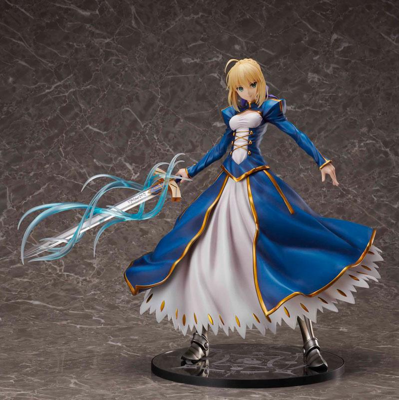 Fate/Grand Order セイバー/アルトリア・ペンドラゴン 1/4 完成品フィギュア-006