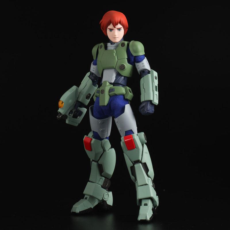 【再販】RIOBOT『VR-052T モスピーダ レイ』1/12 可動フィギュア-007