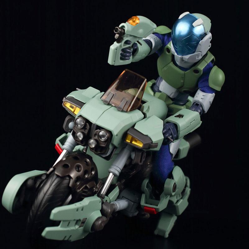 【再販】RIOBOT『VR-052T モスピーダ レイ』1/12 可動フィギュア-009
