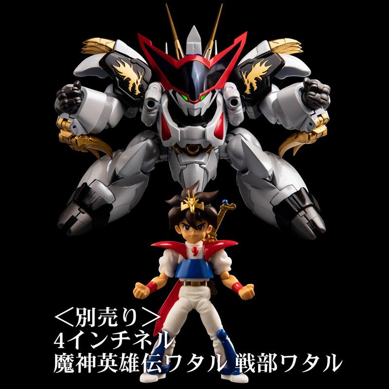 METAMOR-FORCE『龍王丸|魔神英雄伝ワタル』可動フィギュア-009