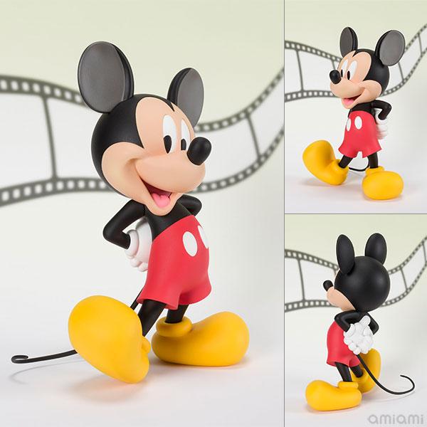 フィギュアーツZERO『ミッキーマウス 1940s』完成品フィギュア