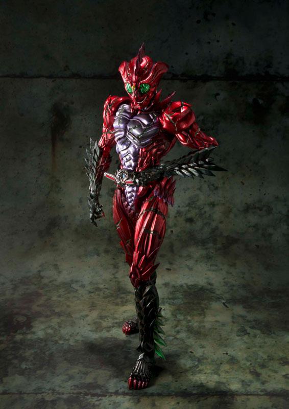 S.I.C.『仮面ライダーアマゾンアルファ|仮面ライダーアマゾンズ』可動フィギュア-001