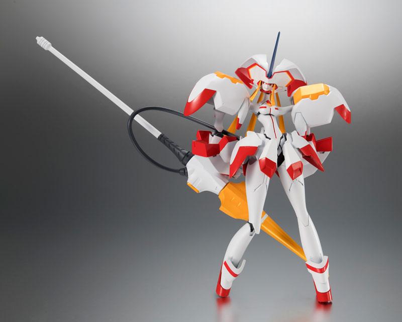 ROBOT魂 〈SIDE FRANXX〉『ストレリチア ダーリン・イン・ザ・フランキス』可動フィギュア-004