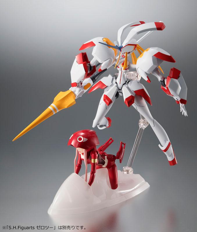 ROBOT魂 〈SIDE FRANXX〉『ストレリチア ダーリン・イン・ザ・フランキス』可動フィギュア-008