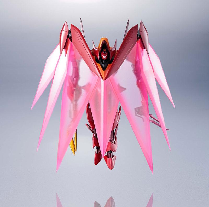 METAL ROBOT魂『コードギアス|<SIDE KMF> 紅蓮聖天八極式』可動フィギュア-001