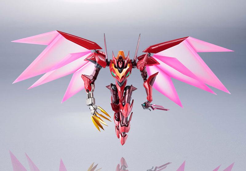 METAL ROBOT魂『コードギアス <SIDE KMF> 紅蓮聖天八極式』可動フィギュア-002