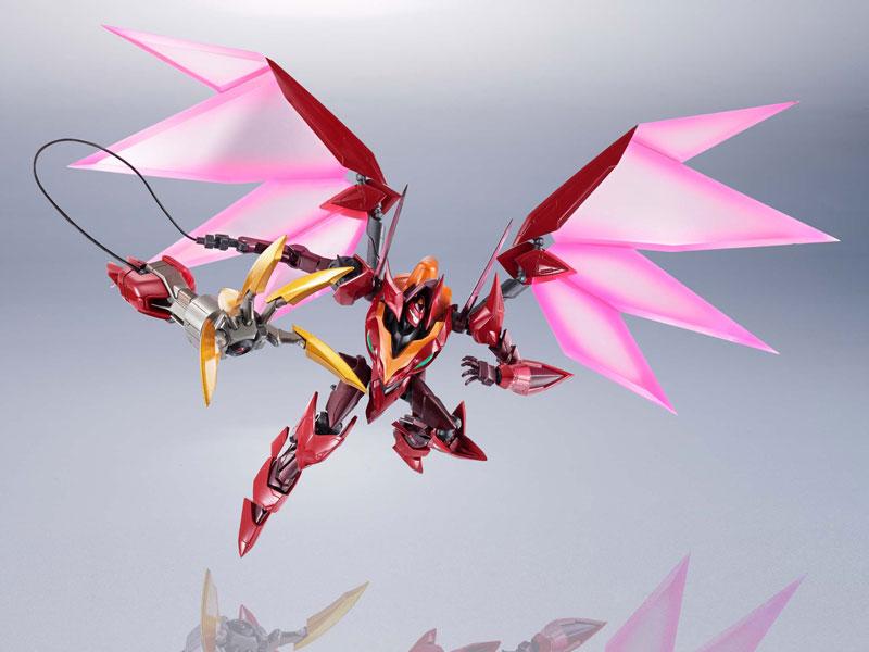 METAL ROBOT魂『コードギアス|<SIDE KMF> 紅蓮聖天八極式』可動フィギュア-003