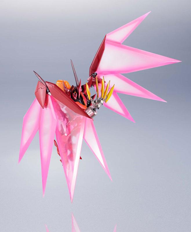 METAL ROBOT魂『コードギアス <SIDE KMF> 紅蓮聖天八極式』可動フィギュア-007