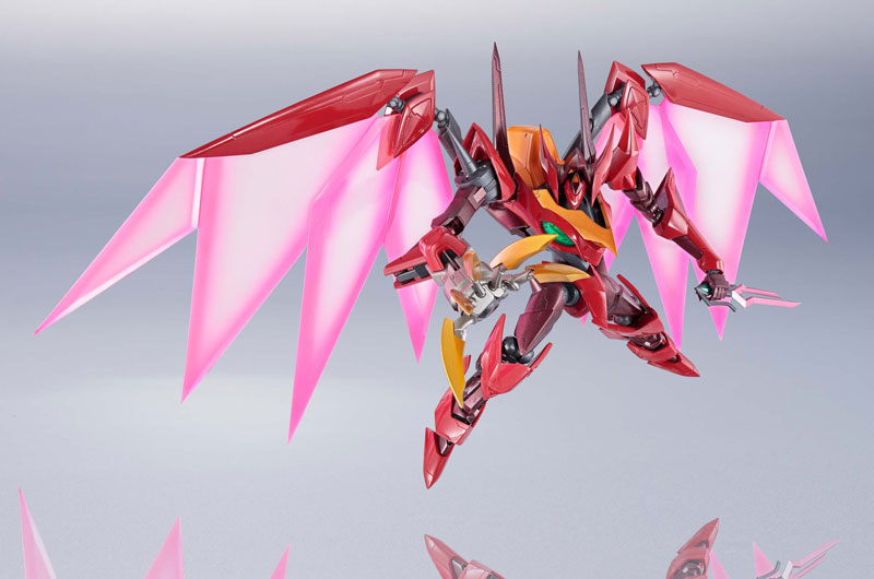 METAL ROBOT魂『コードギアス|<SIDE KMF> 紅蓮聖天八極式』可動フィギュア-008