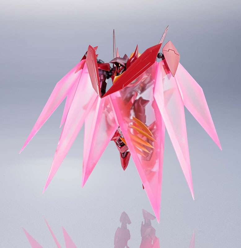 METAL ROBOT魂『コードギアス|<SIDE KMF> 紅蓮聖天八極式』可動フィギュア-016