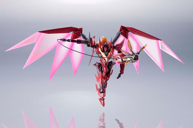 METAL ROBOT魂『コードギアス|<SIDE KMF> 紅蓮聖天八極式』可動フィギュア-017