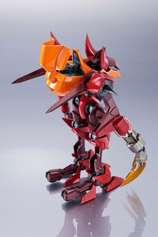 METAL ROBOT魂『コードギアス|<SIDE KMF> 紅蓮聖天八極式』可動フィギュア-018