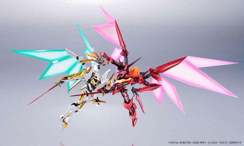METAL ROBOT魂『コードギアス <SIDE KMF> 紅蓮聖天八極式』可動フィギュア-020