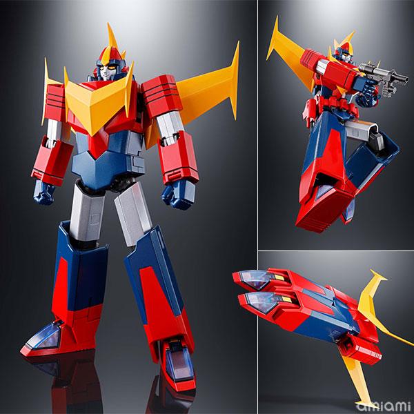 超合金魂 GX-81『無敵超人ザンボット3|ザンボエース』変形可動フィギュア