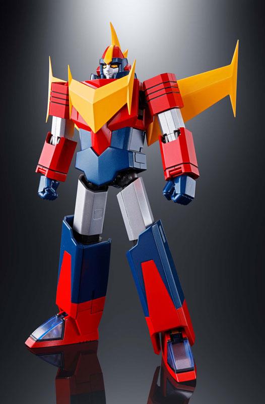 超合金魂 GX-81『無敵超人ザンボット3|ザンボエース』変形可動フィギュア-001