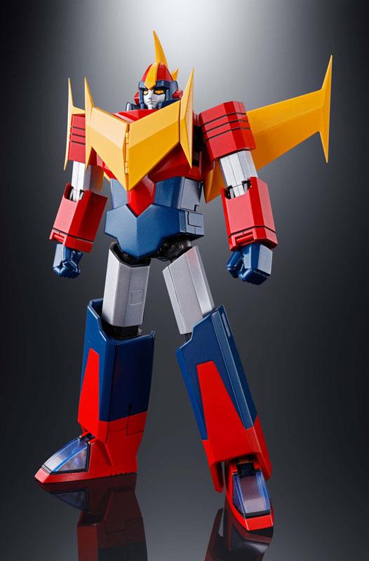 超合金魂 GX-81『無敵超人ザンボット3|ザンボエース』変形可動フィギュア-002