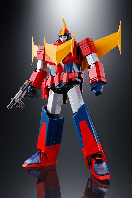 超合金魂 GX-81『無敵超人ザンボット3|ザンボエース』変形可動フィギュア-003