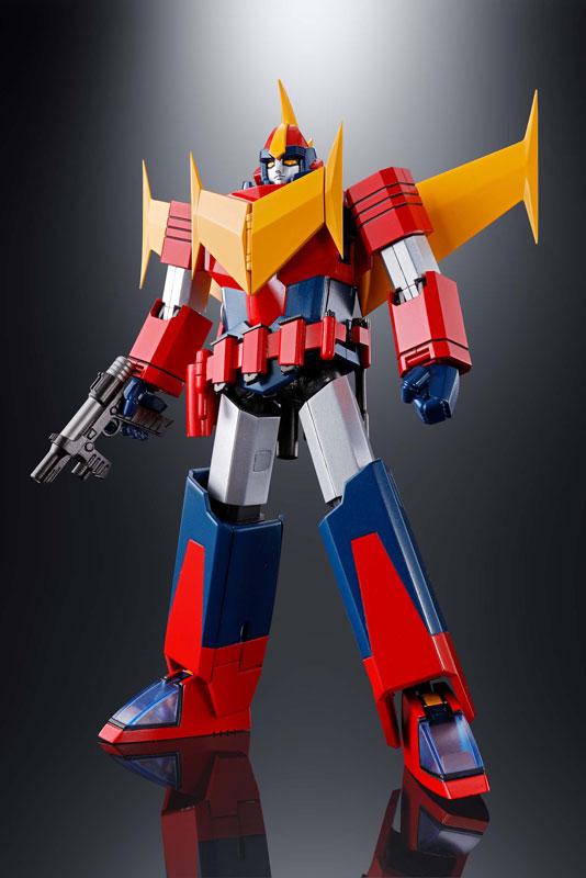 超合金魂 GX-81『無敵超人ザンボット3|ザンボエース』変形可動フィギュア-004