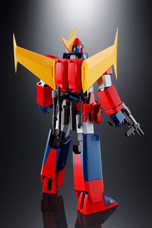 超合金魂 GX-81『無敵超人ザンボット3|ザンボエース』変形可動フィギュア-005
