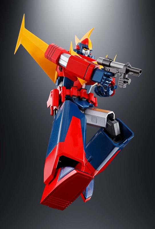 超合金魂 GX-81『無敵超人ザンボット3|ザンボエース』変形可動フィギュア-006