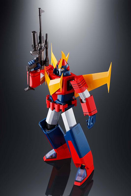 超合金魂 GX-81『無敵超人ザンボット3|ザンボエース』変形可動フィギュア-008